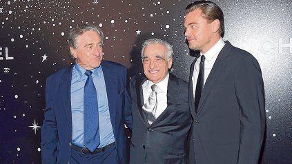 estrellas. Robert De Niro, Martin Scorsese y Leo DiCaprio filmarán Killers Of The Flower Moon.