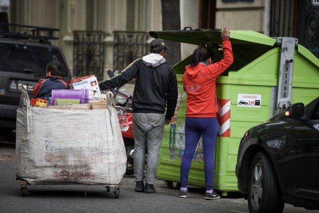 El 40,8% de la población argentina es pobre