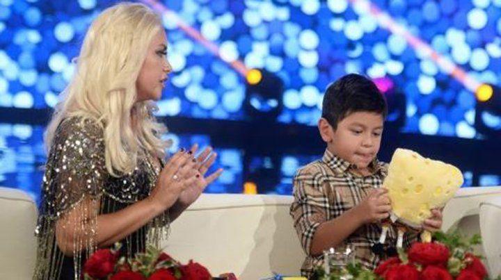 Verónica Ojeda expuso la situación de su hijo en el programa de Susana