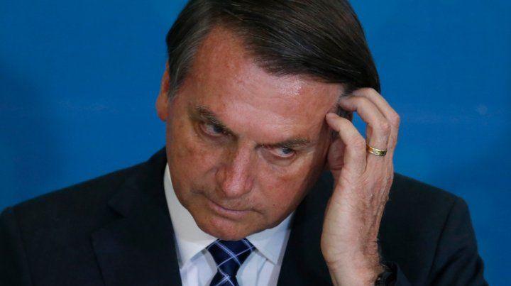 Bolsonaro no enviará representantes de Brasil a la asunción de Alberto
