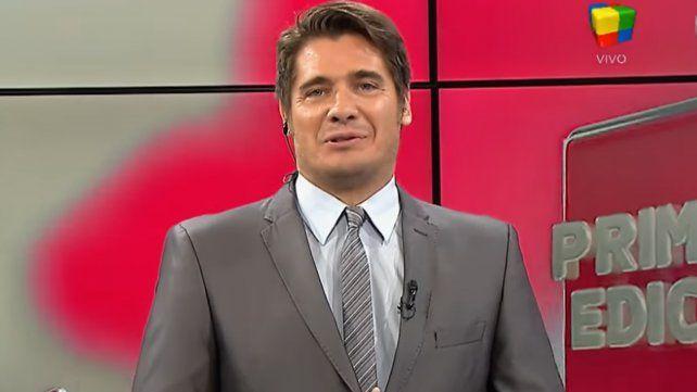 Tras la salida de Mónica Gutiérrez, Guillermo Andino también deja el noticiero de América