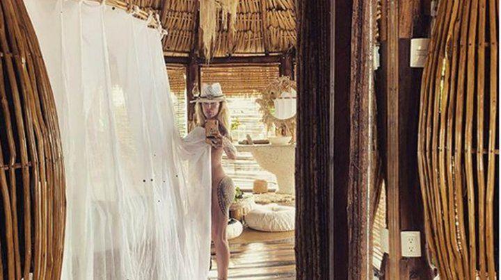 Las fotos de Flor Peña desnuda en México