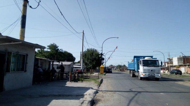 La zona de Avellaneda al 4500