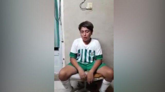 Un niño fue agredido por un adulto en un partido de fútbol