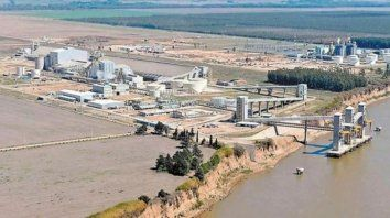 El directivos de Vicentín se reunieron el martes con representantes de productores, acopiadores y corredores de cereales