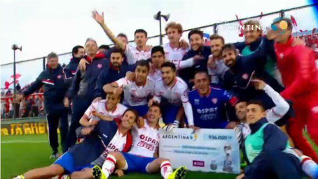 Unión le ganó a Estudiantes y avanza a cuartos de final de la Copa Argentina