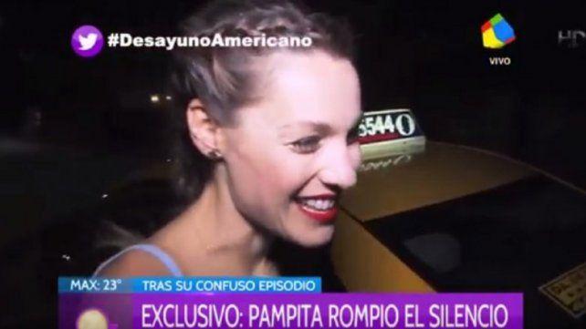 Pampita habló del video de China Suárez y las fotos con Nacho Viale