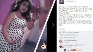 Anunció su embarazo por Facebook y todos la denunciaron cuando se enteraron quién es el padre