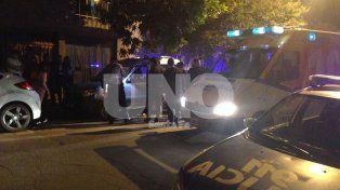 Brutal ataque contra un trabajador de Diario UNO de Santa Fe en plena Recoleta