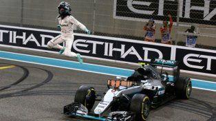 ¡Rosberg campeón de la Fórmula 1!