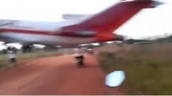 a dias de la tragedia de chapecoense, un avion de aerosucre se estrello en colombia