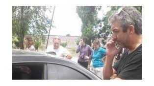 Ricardo y Chino Darín, quedaron varados en Santa Fe