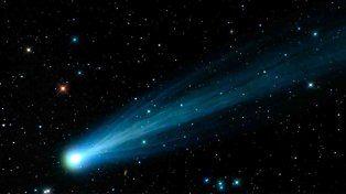Olvida los fuegos artificiales, en Año Nuevo un cometa iluminará la noche