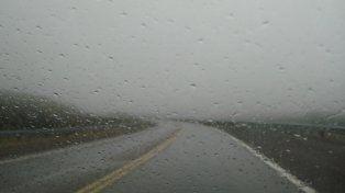 Santa Fe: Temporal de viento y agua causó cortes de rutas que complican el tránsito