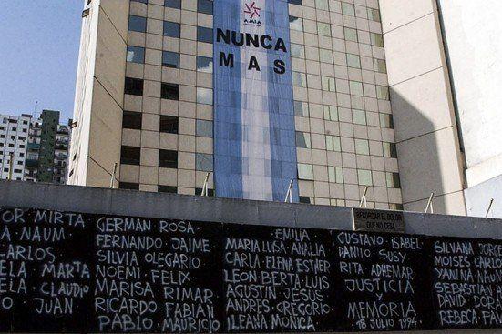 Evacúan la sede de la AMIA por una amenaza de bomba