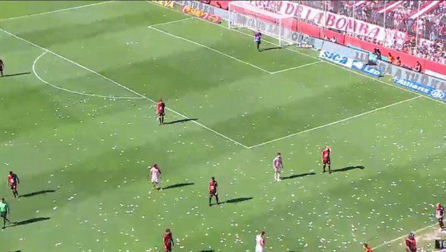 Colón le ganó 2 a 0 a Unión en el 15 de Abril