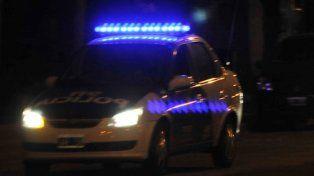 La Policía rescató un bebé que había sido arrojado por su madre a las vías del tren