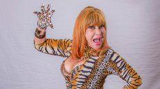 la tigresa del oriente hizo un cover de despacito y se subio al bailando