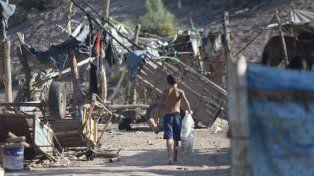 Seis de cada diez chicos argentinos son pobres