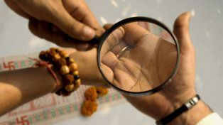 ¿Tenés una M en la palma de tu mano?: mirá su significado