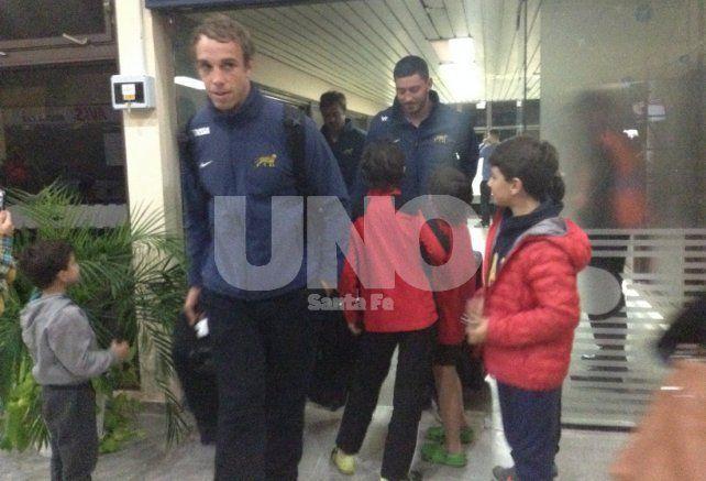 Con Ortega Desio en el plantel, Los Pumas pasaron por Paraná