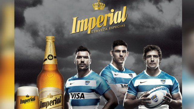 Imperial, sponsor del rugby argentino