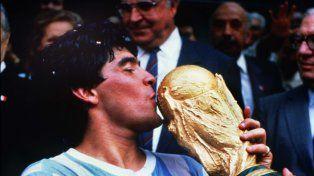 A 31 años del último beso a la Copa del Mundo