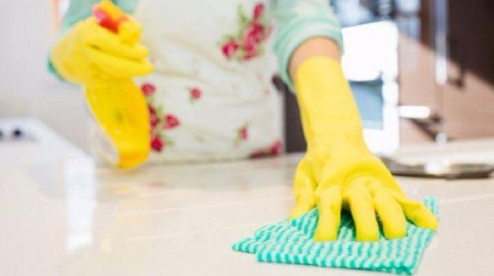Anunciaron un bono compensatorio para empleadas domésticas