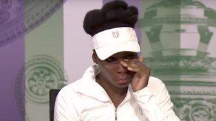 El video del accidente fatal de la tenista Venus Williams