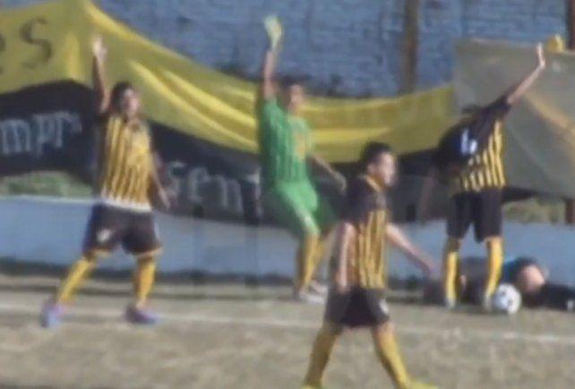 Fuerte golpe contra un paredón en el fútbol tucumano