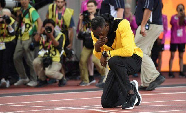 Se filtró un video de Usain Bolt en una fiesta, previo a su trágico retiro