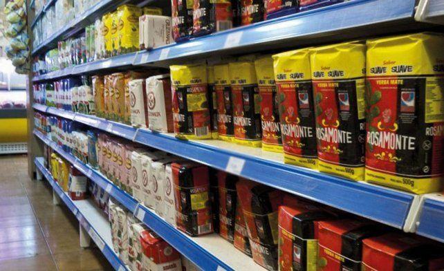 Con una suba del 5 %, se oficializó el nuevo precio de la yerba mate