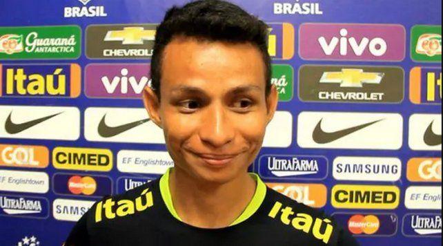 La historia del trapito que fue sparring de la Selección de Brasil