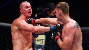 Padeció un violento KO y luego publicó como le quedó la cara en las redes