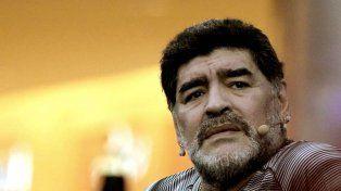Maradona cargó contra Icardi y Sampaoli: Veo la formación de Argentina y me asusto