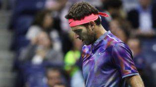 Del Potro cayó un puesto en el ranking  de la ATP