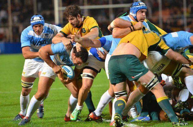 Los Pumas quieren pisar fuerte ante los Wallabies en Canberra