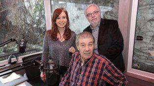 Victor Hugo entrevistó a CFK y la llamó presidenta ¿es correcto el término?