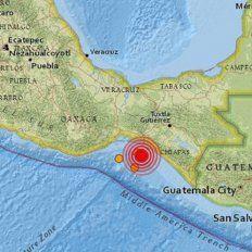Otro sismo en México: 5.8 grados en Oaxaca
