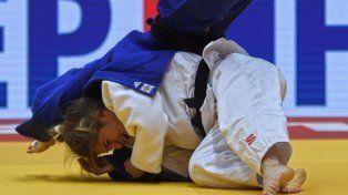 Paula Pareto se colgó el bronce en el Gran Prix de Croacia