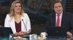 dominique metzger y su despedida a antonana: cuando me entere no supe como reaccionar