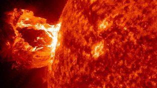 Una tormenta magnética afectará a la Tierra este viernes 13 de octubre