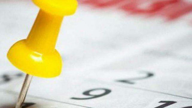 El feriado del 12 de octubre se traslada al lunes 16 y aún quedan tres finde largos