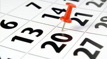 ¿cuando es el proximo feriado?