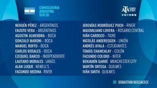 Tomás Chancalay viajará con la Selección a Rusia en noviembre