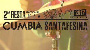 Sergio Torres y Coty abrirán la 2ª Fiesta Nacional de la Cumbia Santafesina