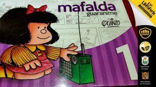 Mafalda en guaraní: la primera traducción a un idioma originario