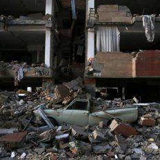 Un terremoto sacudió la frontera entre Irak e Irán y dejó más de 300 muertos