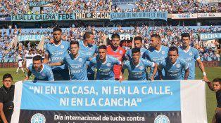 Belgrano sigue con la racha ganadora