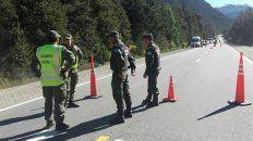 un mapuche fue abatido por prefectura en rio negro